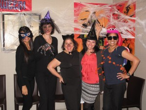 Halloween Celebrations at Greenline Dental Centre